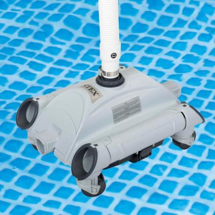 robot piscine intex